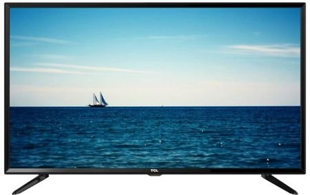 TCL 101.6 cm (40 inches) 40S62FS FULL HD SMART LED TV