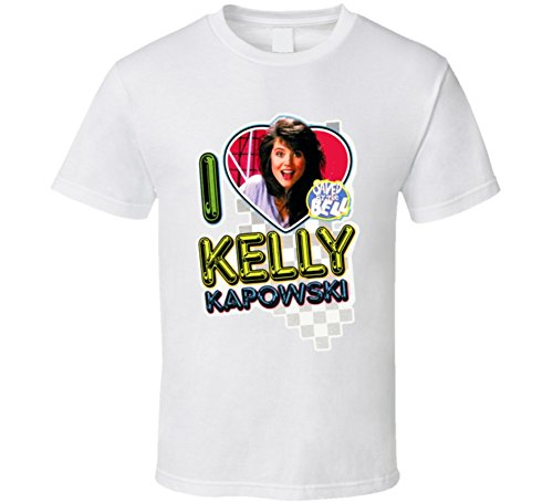 T-Shirt Bandit I Love Kelly Kapowski Shirt