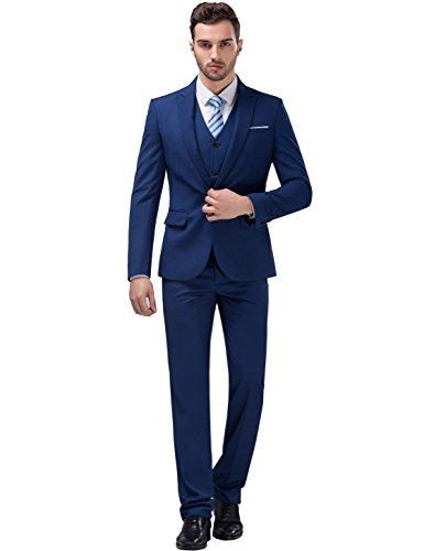 New 44r Mens Suit - 6