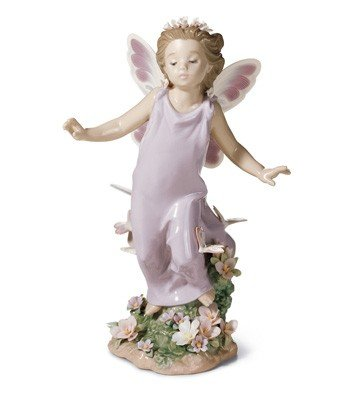 BUTTERFLY WINGS Lladro Porcelain by Lladro Porcelain (Image #1)