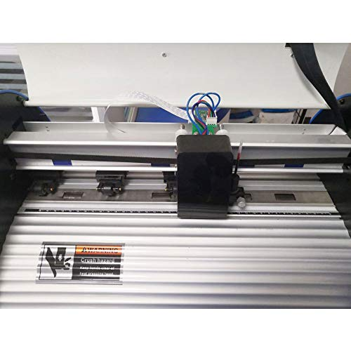 US Stock - 12 inch Multi-Point Automatic Patrol Contour Cutting Plotter 12'' Intelligent Plotter Cutter by H-E (Image #2)