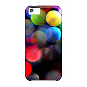 New Fashionable JosareTreegen IRU867XgEu Covers Cases Specially Made For Iphone 5c(colored Lights)