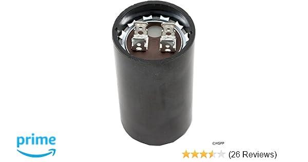 Amazon.com: AO Smith Start Capacitor 53-64 MFD 240Vac 1-7/16