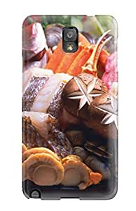 Hot Fashion VyrYHOA6235fZeOs Design Case Cover For Galaxy Note 3 Protective Case (fish)