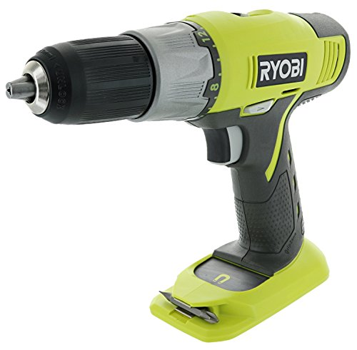 Ryobi P271 One+ 18 Volt Lithium Ion 1/2 Inch 2-Speed Drill Driver (Batteries Not Included / Power Tool Only)