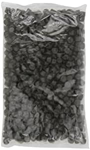 Kraepelien & Holm Sweet Licorice Buttons, 2.2-Pound Bags (Pack of 3)