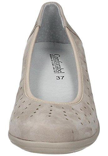 942189 Damen 8 Beige slipper Comfortabel 6BRwq1Bt