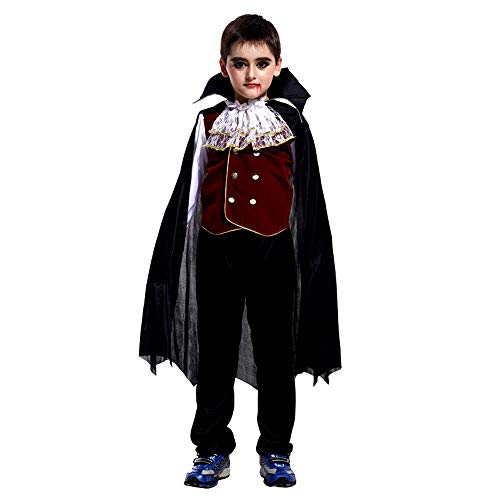 iLOOSKR Halloween Novelty Outfits Toddler Kids Boys