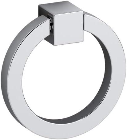 (Chrome) - KOHLER K-99685-HF1 Jacquard Ring Pull, Chrome