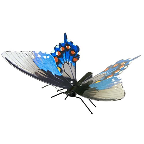 (Fascinations Metal Earth Pipevine Swallowtail Butterfly 3D Metal Model Kit)