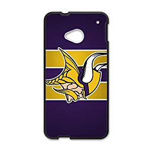 Minnesota Vikings Brand New And High Quality Hard Case Cover Protector For HTC M7