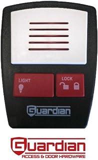 Guardian Garage Door Deluxe Wall Console  sc 1 st  Amazon.com & Guardian 2211-L (TX) Two Button Garage Door Remote Control ...