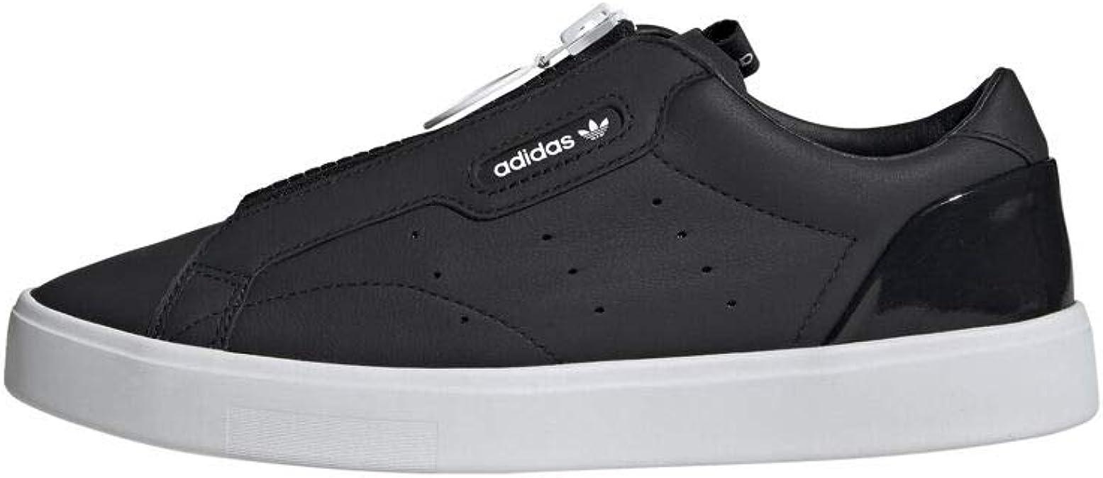 Enemistarse Si Condicional  Amazon.com | adidas Sleek Zip Shoes | Fashion Sneakers