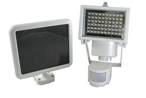 Solar Security Light White - 6
