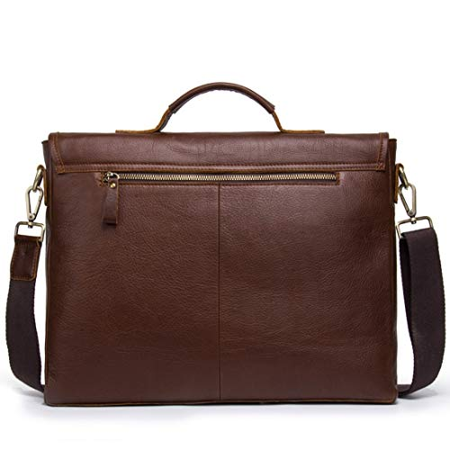Para Escuela De Y Hombres Messenger Trabajo Photo Maletín Color Bandolera Day color La Múltiple Bag Color Vintage Cuero Mochila Crossbody Bolsillo El Hungrybubble xIq5ZZ