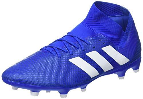 Botas De Blue 18 footwear Fútbol Blue Hombre Azul Adidas White 3 football 0 Nemeziz Para Fg football IXqgPw