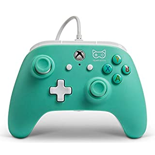 PowerA Enhanced Wired Controller for Xbox One - Team Kitty - Xbox One