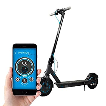 Smartgyro Xtreme Black - Scooter Eléctrico 8,5