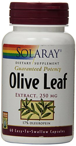olive leaf extract solaray - 3