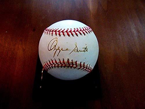 Gloves St Louis Cardinals Hof Signed Auto Vtg Baseball - JSA Certified - Autographed MLB Gloves ()