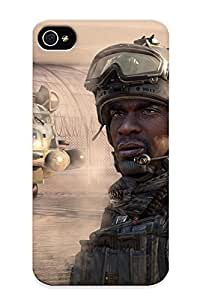 Catenaryoi Durable Call Of Duty - Modern Warfare 2 Back Case/ Cover For Iphone 4/4s For Christmas' Gifts