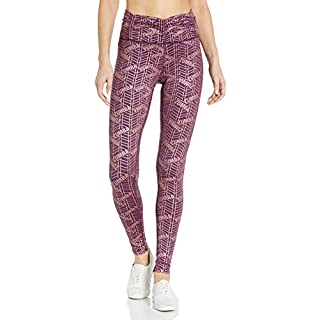 Zumba Dance Workout Wide Jacquard Waistband Compression Leggings For Women