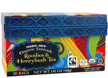 Trader Joes Organic Fairtrade Honeybush