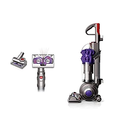 Dyson DC50 Ball Compact Upright Vacuum, Purple (Certified Refurbished)