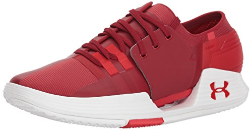 Under Armour Men's Speedform AMP 2.0 Sneaker Rapture Red (600)/Pierce 10.5