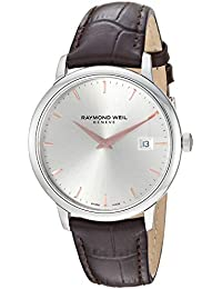 Men's 5488-SL5-65001 Analog Display Quartz Brown Watch
