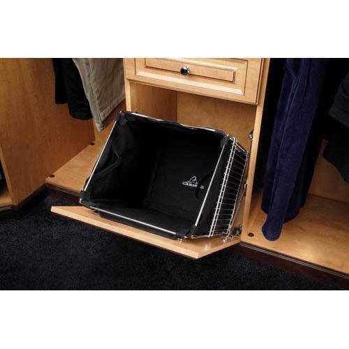 Single Tilt Out Clothes Laundry - Rev-A-Shelf Single Cloth Insert for Ctohb 16