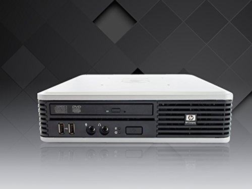 HP DC7900 Ultra Slim Desktop PC Intel Core 2 Duo processor 2.66GHz, 2GB RAM, 160GB SATA HDD and Windows 7 Professional 32Bit ()