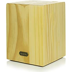 Bloco Para Facas V12 VAIK® Natural