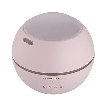 Aroma Difusor Ligero 150ML Eléctrico Humidificador Ultrasónico Aromaterapia Cool Niebla Humidificador Purificador De Aire Spray Para 5 Horas Luces LED Y ...