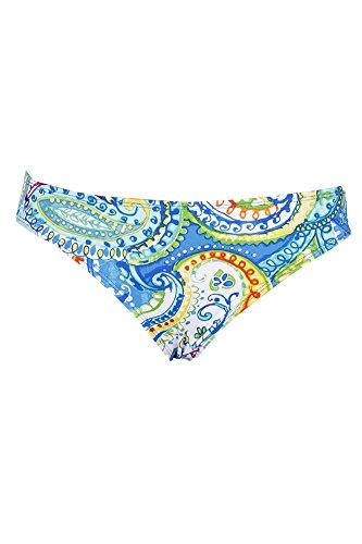 (Lauren Ralph Lauren Carnivale Paisley Hipster Swim Bottom (LR7DV93) 8/Cool Multi)