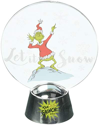 Department 56 Grinch Let It Snow Holidazzler, 4.25
