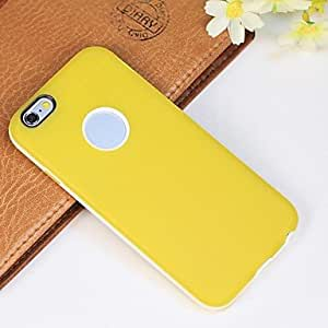 LCJ Single PC+TPU Back Cover for iPhone 6(Assorted Colors) , 9