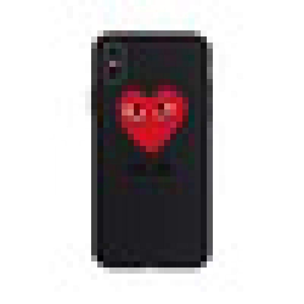 Amazon.com: CDG Play Heart Soft Case for iPhone 7 7Plus 8 ...