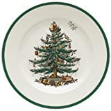 Spode Christmas Tree Plates 27cm (set of 4)