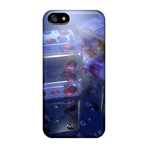 Brand New 5/5s Defender Cases For Iphone (3d Dice)