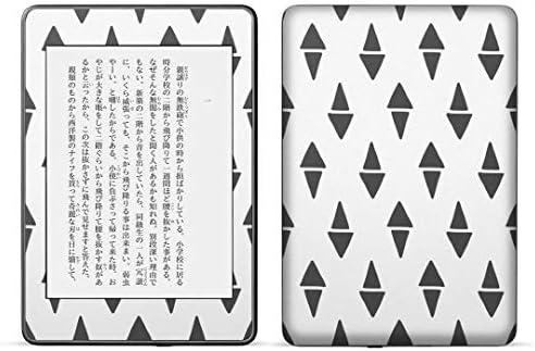 igsticker kindle paperwhite 第4世代 専用スキンシール キンドル ペーパーホワイト タブレット 電子書籍 裏表2枚セット カバー 保護 フィルム ステッカー 050387