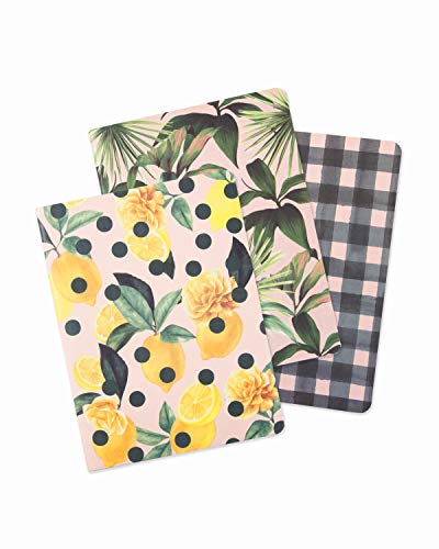 Sonix 900-0001-100 Stationery Limited Edition Notebook Set - Limoncello, 8