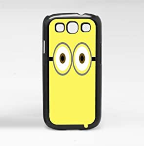 lintao diy Yellow Despicable Me Inspired Hard Snap On Case (Galaxy s3 III)