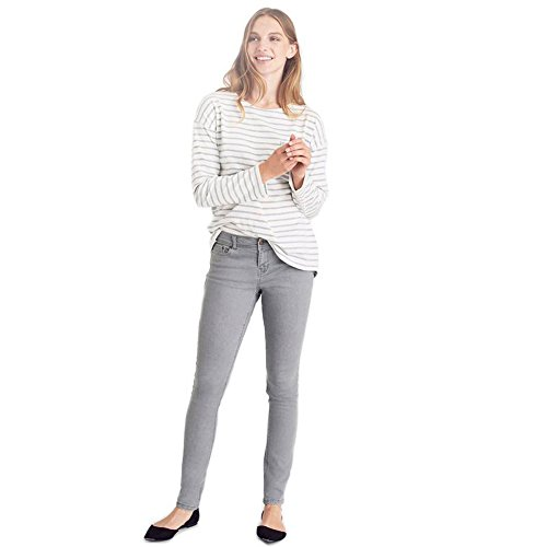 6 Washed Stretch Skinny Size Joules Jean Monroe Grey qPfIO0wH