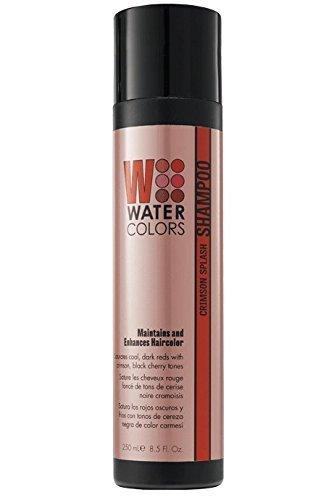 Tressa Water Colors Crimson Splash Shampoo 8.5 oz (New Packaging) by Tressa