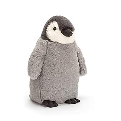 Jellycat Percy Penguin Stuffed Animal, Little, 10 inches: Toys & Games