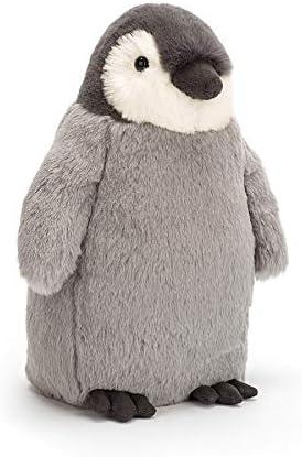 Your Personal Penguin Board Book Bundle with 13 Emperor Penguin Aurora Stuffed Animal
