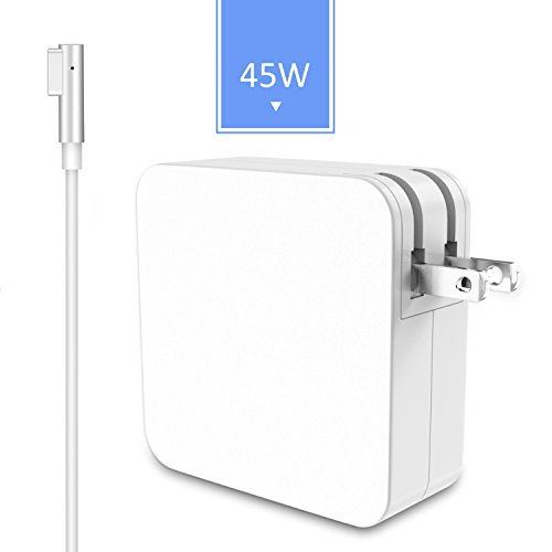 Swtroom Macbook Charger Replacement 45w L-Tip Power Adapter Charger for Macbook Pro 13.3
