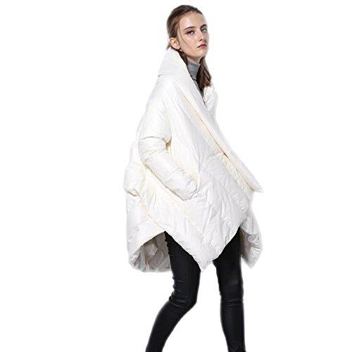 Amazon Blanco Abrigo Plumaje Blanco Para Goddess Queen Mujer nBp60qOYw