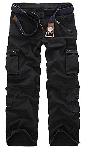 Youth Camouflage 6 Pocket Pants - 8